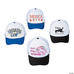 Fun Trucker Hats