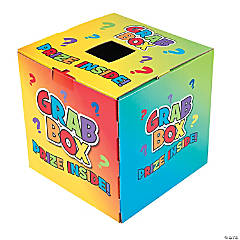 Fundraising Collectable Grab Box