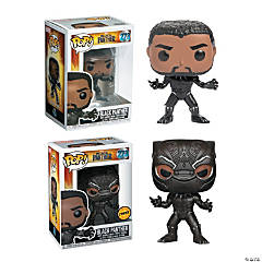 Funko Pop! Marvel™ Black Panther with Chase