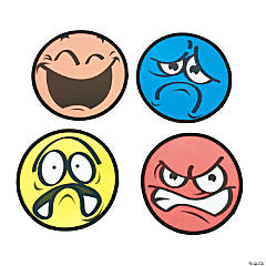 FUNNY FACES FLYING DISC