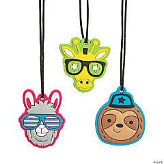 Funtastic Animal Charm Necklaces