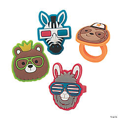 Funtastic Animal Rings