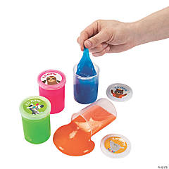 Funtastic Animals Noise Putty