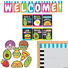 Funtastic Food Friends Classroom Decorating Kit