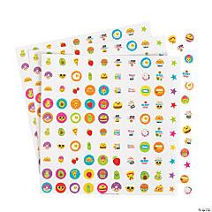 Funtastic Food Friends Mini Stickers