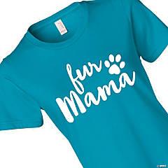 Fur Mama Women's T-Shirt - Large