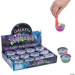 Galaxy Slime Tubs