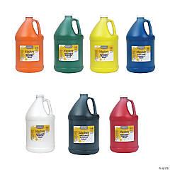 Gallon Washable Tempera Paint