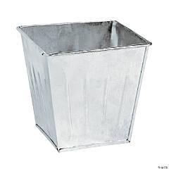 Galvanized Square Buckets