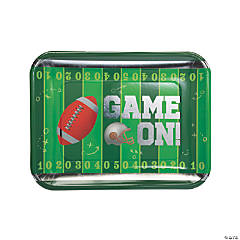 Game On Football Dinner Plates