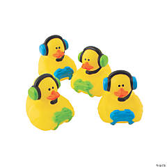 Gamer Rubber Duckies