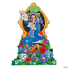 Garden of Wonders Mad Hatter Stand-Up