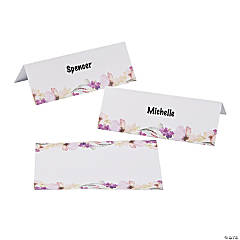 Garden Party Place Cards