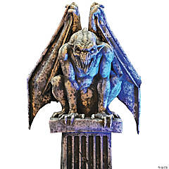 Gargoyle Statue Halloween Decoration
