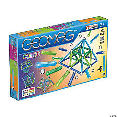 Geomag™ Color - 91 Pieces