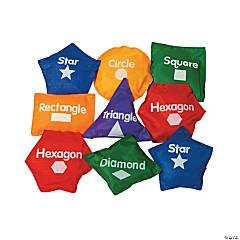 Geometric Shapes Bean Bags