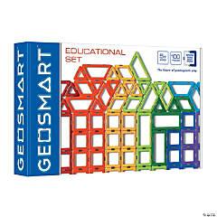 GeoSmart Educational Set - 100 Pieces