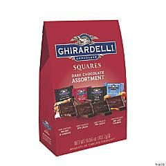 Ghirardelli Squares Premium Dark Chocolate Assortment, 14.86 oz