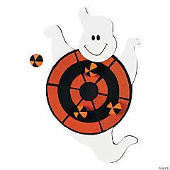 Ghost Halloween Darts Game