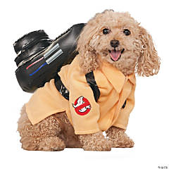 Ghostbusters Deluxe Dog Costume