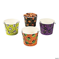 Ghoul Gang Candy Paper Buckets