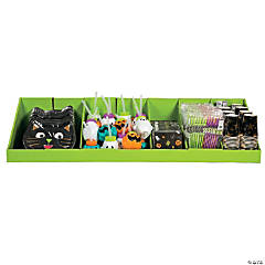 Ghoul Gang Halloween Party Supplies 5-Set Tray PDQ