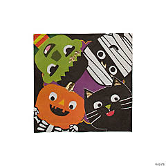 Ghoul Gang Luncheon Napkins