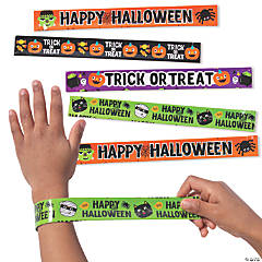 Ghoul Gang Slap Bracelets