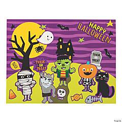Ghoul Gang Sticker Scenes