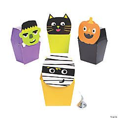 Ghoul Gang Treat Boxes