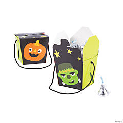 Ghoul Gang Treat Buckets