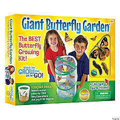 Giant Butterfly Garden® Deluxe Growing Kit