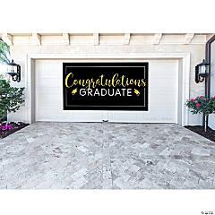 Giant Congratulations Graduate Banner