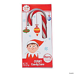 Giant Elf on the Shelf® Candy Cane