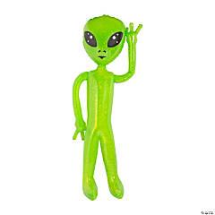 Giant Inflatable Alien
