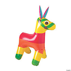 Giant Inflatable Fiesta Donkey