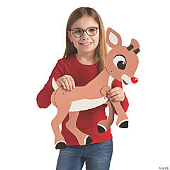 Giant Jointed Rudolph the Red-Nosed Reindeer® Cutout