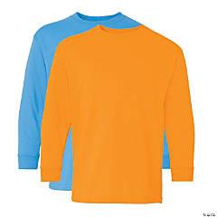 8580e86bb Gildan® Heavy Cotton Youth Long Sleeve T-Shirt