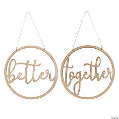 Ginger Ray Better Together Hoop Chair Decorations