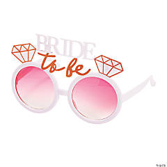 Ginger Ray Blush & Rose Gold Bride to Be Sunglasses