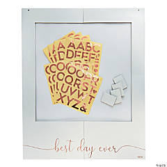 Ginger Ray Customizable Frame Photo Booth Prop