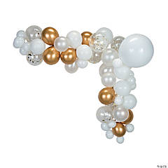 Ginger Ray Gold Chrome Balloon Arch Kit