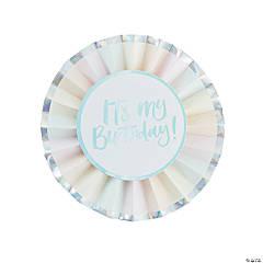 Ginger Ray Iridescent It's My Birthday Badge