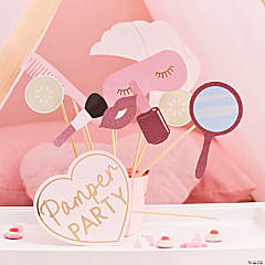 Ginger Ray Pamper Slumber Party Photo Stick Props