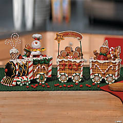 Gingerbread Express Train
