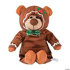 Gingerbread Stuffed Bear
