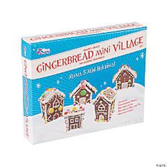 Gingerbread Village Kit