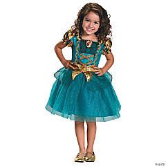 Girl's Classic Brave™ Merida Costume - Small