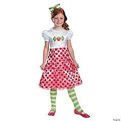 Girl's Classic Strawberry Shortcake™ Costume