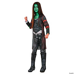 Girl's Deluxe Guardians of the Galaxy™ Gamora Costume - Medium